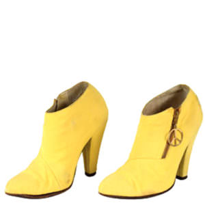 Prince yellow boots RR Auction
